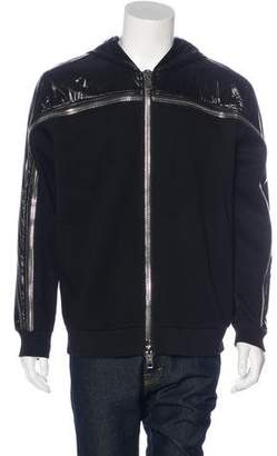Givenchy 2015 Zip-Accented Jacket w/ Tags