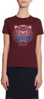 Kenzo Tiger Graphic Logo T-Shirt