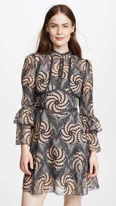 Anna Sui Psychedelia Dress