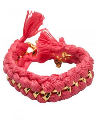 Aurelie Bidermann 'Do Brasil' bracelet $360 thestylecure.com