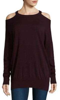 Splendid Cut-Out Sweater