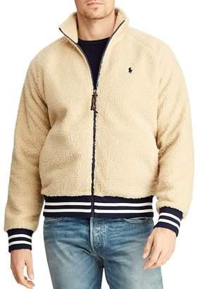 Polo Ralph Lauren Zip-Front Sherpa Jacket