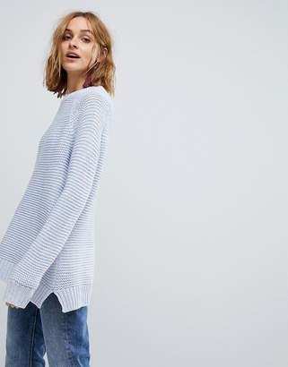 Vero Moda Two Tone Sweater
