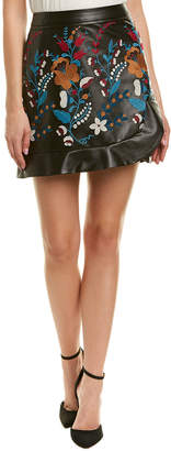 Laundry by Shelli Segal A-Line Skirt