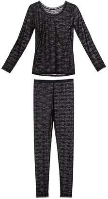 Pink Label Truda Pajama Set TP2