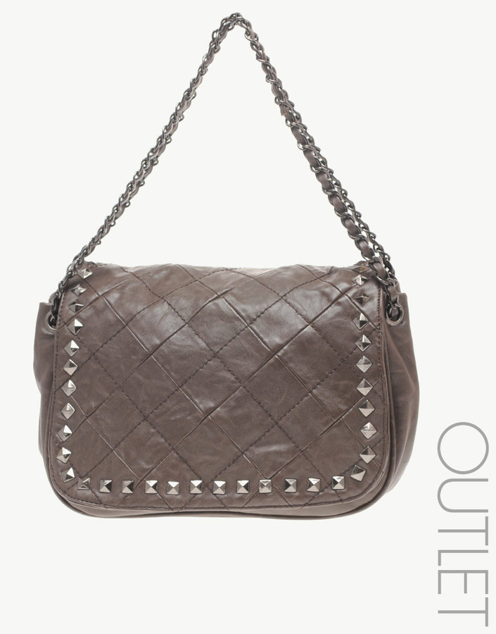 Max C London Saddle Studded Bag