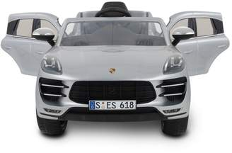 Rollplay Porsche Macan 12V Ride-On Car