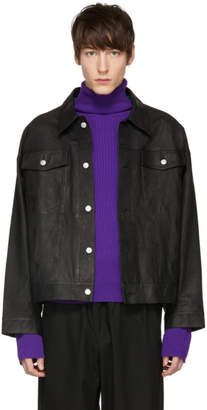 Blackmeans Landlord Black Edition Leather Jacket