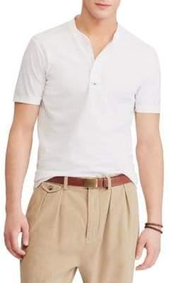 Polo Ralph Lauren Short Sleeve Jersey Henley