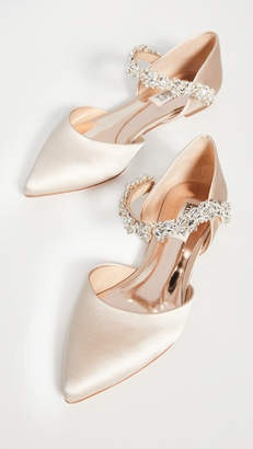 Badgley Mischka Erin Point Toe Flats