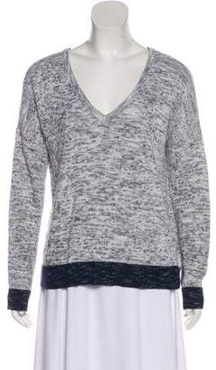 Rag & Bone Plunging Neck Sweatshirt