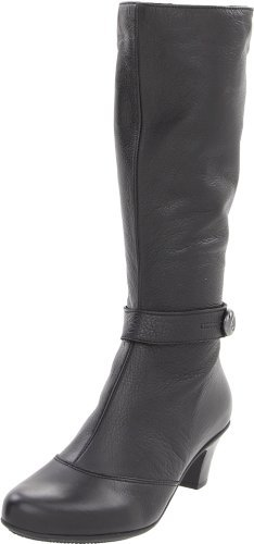 La Canadienne Women's Richie Knee-High Boot-Leather