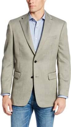 Jones New York Men's Burke 2-Button Center Vent Sport Coat