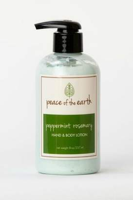 Peace of the Earth Peppermint Rosemary Lotion