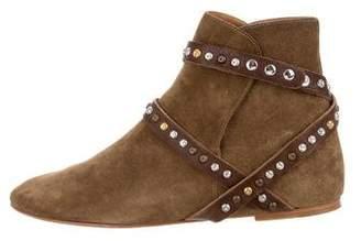 Etoile Isabel Marant Embellished Ankle Boots