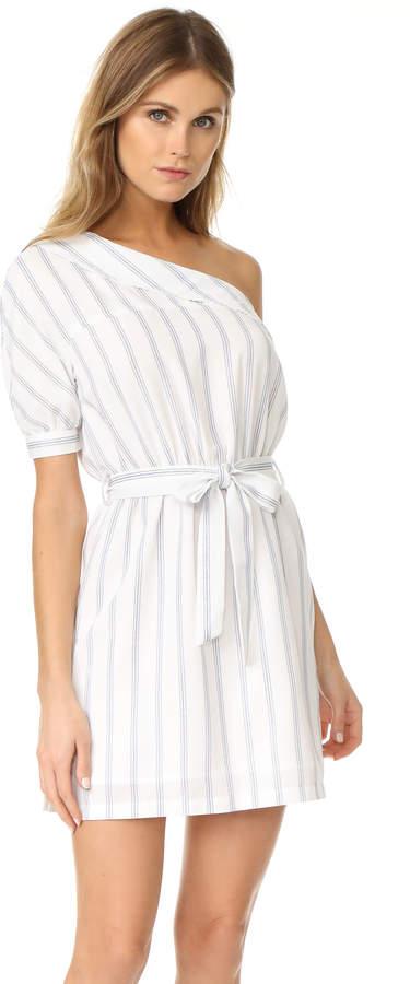 After Market One Shoulder Dress