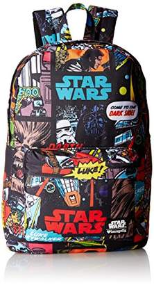 Loungefly x Star Wars Comic Book Panel Back pack