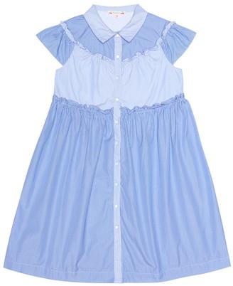 Bonpoint Lina cotton poplin dress