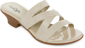 East Fifth east 5th Womens Evie Heeled Sandals