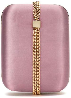 Tufi Duek satin clutch