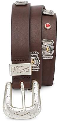 Eleventy Jeweled Belt