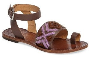 Women's Free People Torrence Ankle Wrap Sandal
