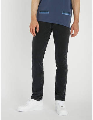 Off-White Gradient slim-fit tapered jeans