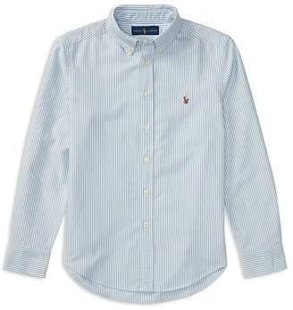 Polo Ralph Lauren Boys' Oxford Shirt - Big Kid