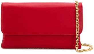 Casadei foldover clutch bag
