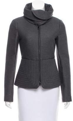 Emporio Armani Quilted Lightweight Jacket
