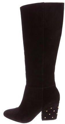 Kate SpadeKate Spade New York Suede Knee-High Boots
