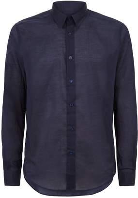 Vilebrequin Caracal Voile Cotton Shirt