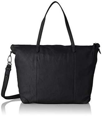 Liebeskind Berlin Women KAETHEC7 VINTAG Shoulder Bag Black Size: UK