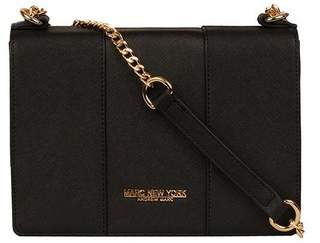 Andrew Marc Nicolina Saffiano Leather Flap Crossbody