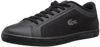 Lacoste Women's Straightset 116 4 Fashion Sneaker $99.95 thestylecure.com