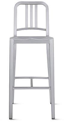 Design Within Reach 1006 Navy Barstool