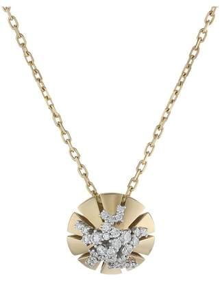 Miseno Vesuvio 18k Gold/Diamond Necklace Necklace