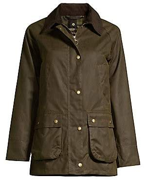Barbour Women's Acorn Wax Cotton Jacket
