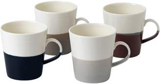 Royal Doulton Coffee Studio Mug Grande Four-Piece Set