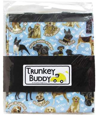 Two Lumps of Sugar Two Lumps Of Sugar Trunkey Buddy Trunk Tote-Man's Best Friend
