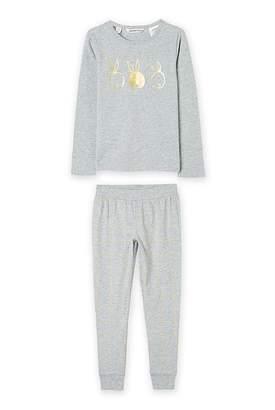 Country Road Grid Bunny Pyjamas