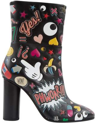 Anya Hindmarch Leather boots