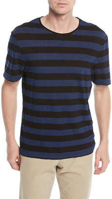 Vince Men's Striped Jersey T-Shirt