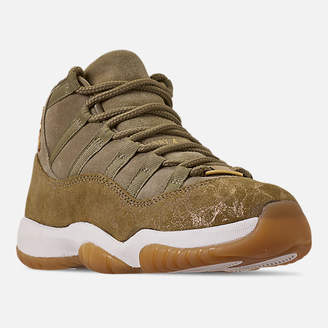 Nike Women's Air Jordan Retro 11 Low Basketball Shoes
