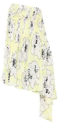 Marni Cotton plissé skirt