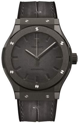 Hublot Classic Fusion Berluti All Black Watch