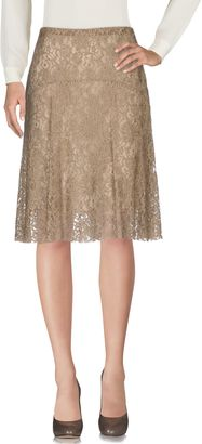 JUCCA 3/4 length skirts $193 thestylecure.com