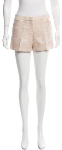 Tory BurchTory Burch Tweed Mini Shorts