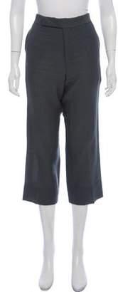 Marni Cropped Mid-Rise Pants