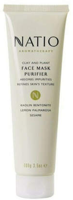 Natio NEW Clay and Plant Face Mask Purifier